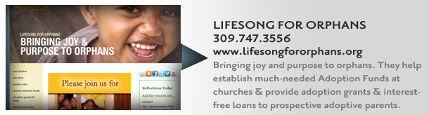 Adoption Grants and Interest-Free Loans...Caring for orphans worldwide