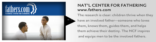 Research and guidance on how to become an involved father