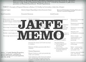Download Jaffe Memo