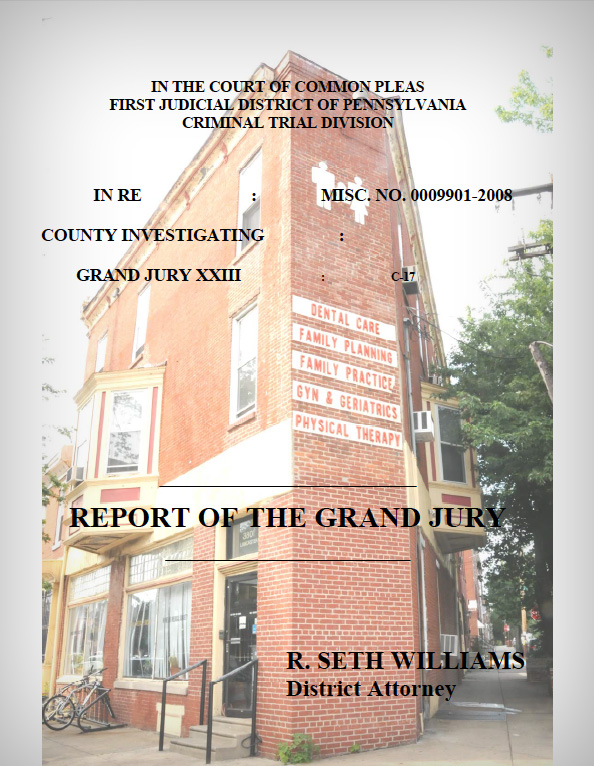 "DOWNLOAD explicit Grand Jury Report on ""House of Horrors"""