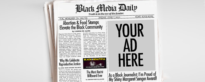 Black Media Outlets Serve As Ad Space for Planned Parenthood