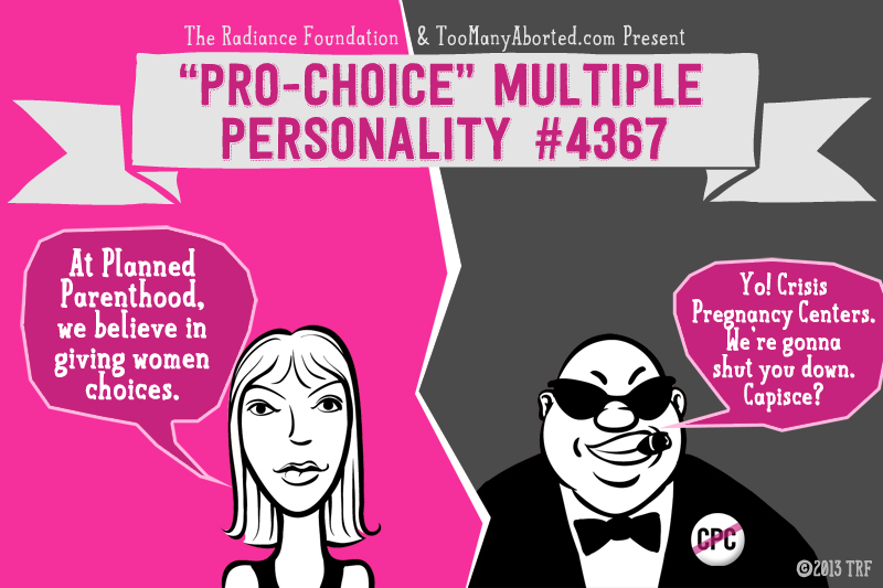 PRO-CHOICE, ANTI-CPC