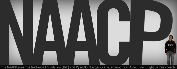 NAACP Sues The Radiance Foundation to Censor Black Citizen Journalist's Speech